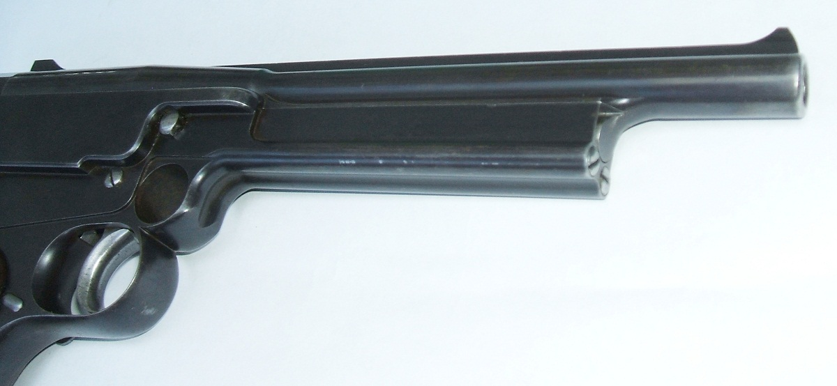 Gabbet-Fairfax Mars Automatic Pistol
