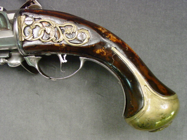Dutch Flintlock Pistol