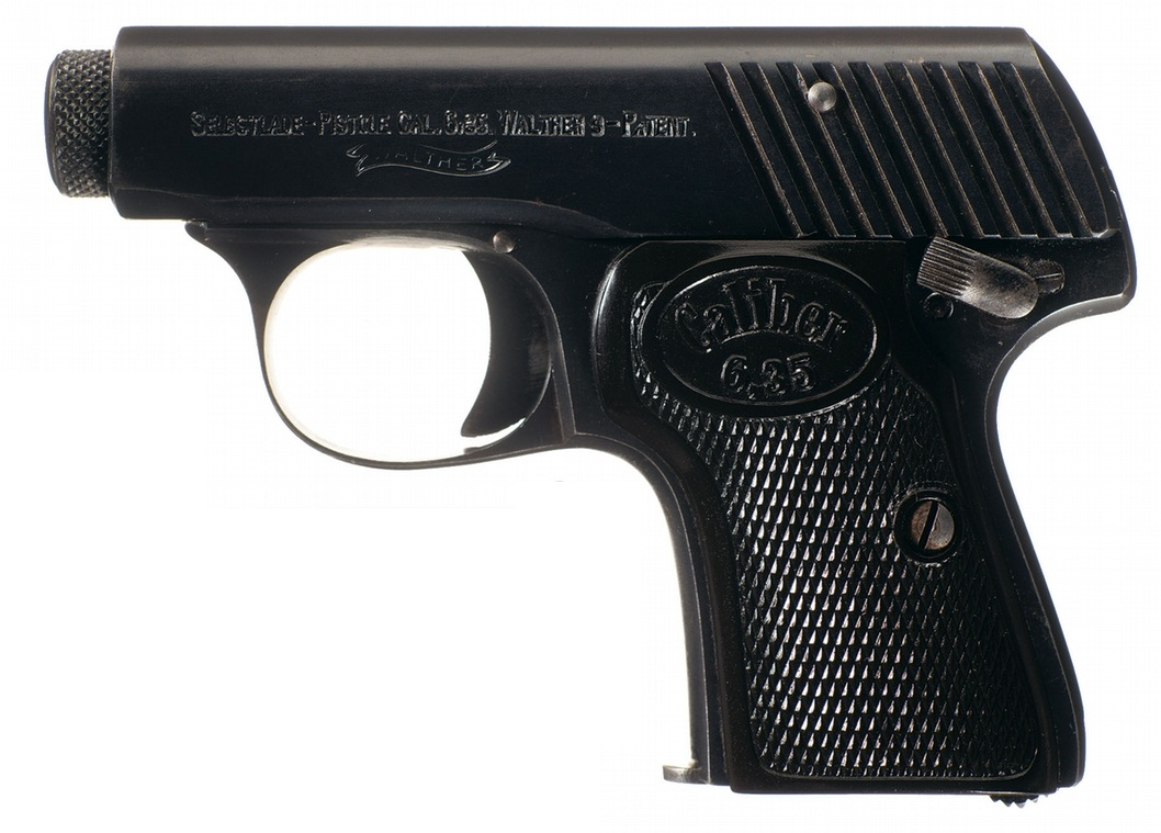 Walther Model 2