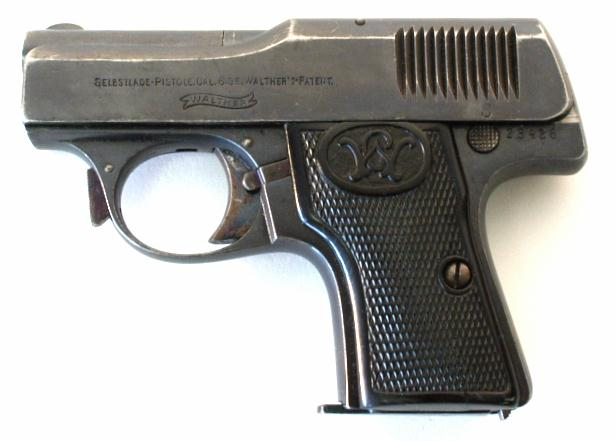 Walther model 1