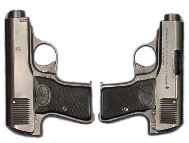 Walther Model 3