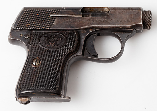 Walther Model 5 First Variant