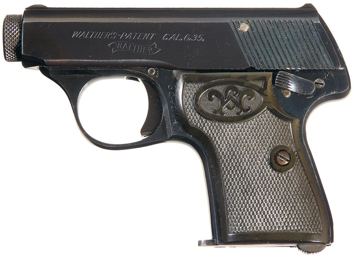 Walther Model 5
