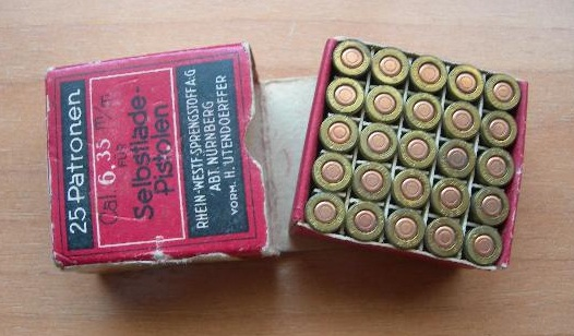 6,35 mm Browning (.25 ACP)