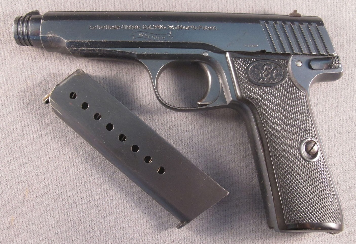 Walther Model 6