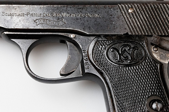 Second Variant Walther Model 7