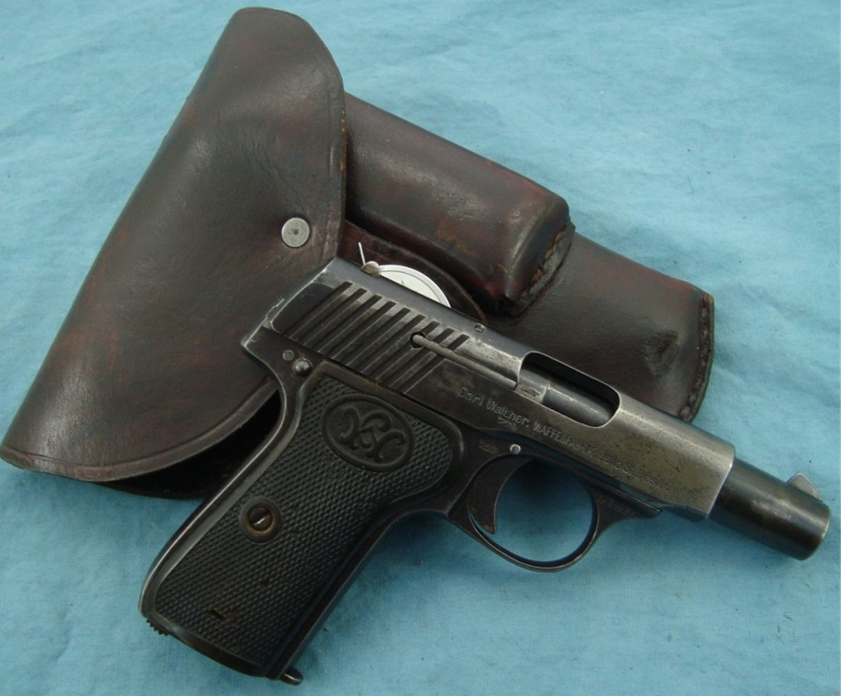 Walther Model 7 Second Variant