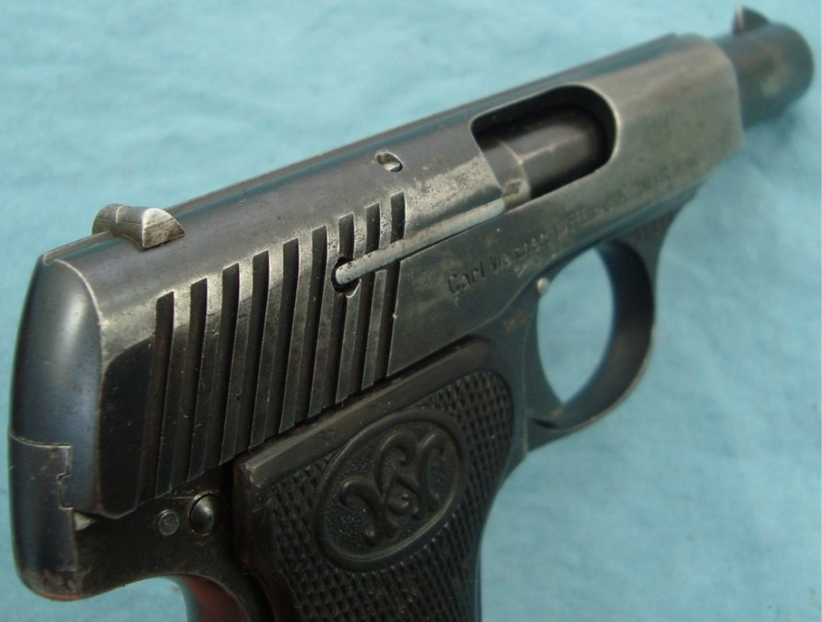 Walther Model 7 First Variant