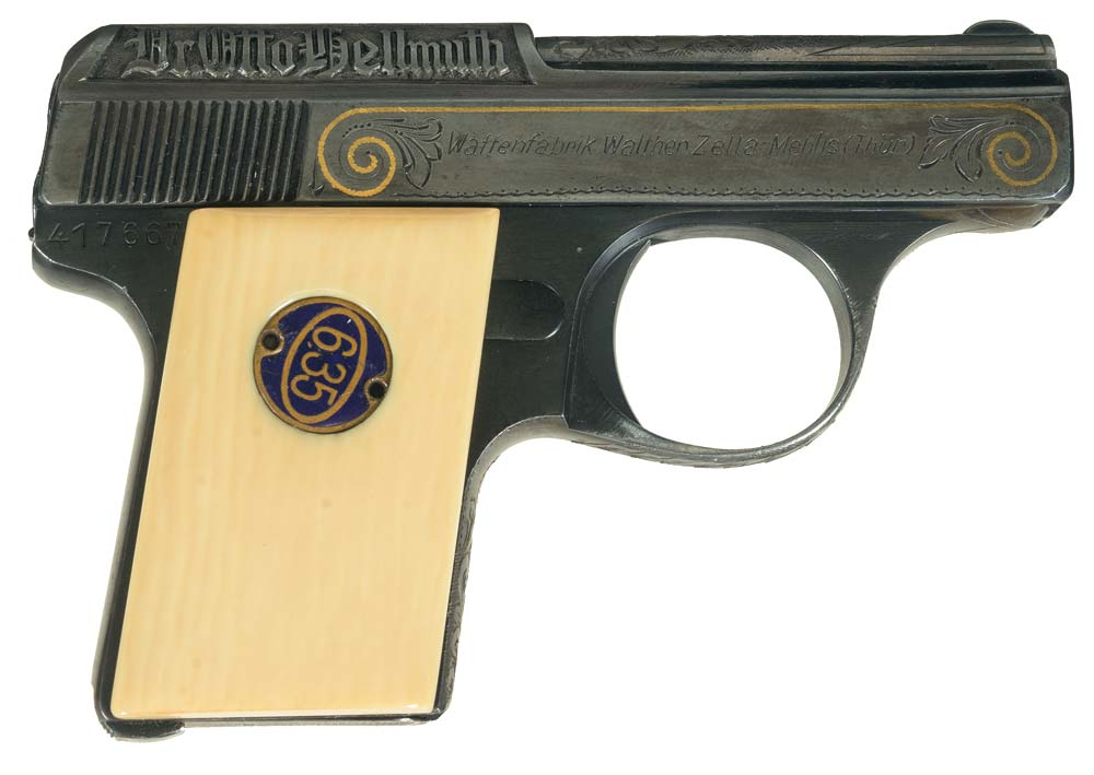 Walther Model 9