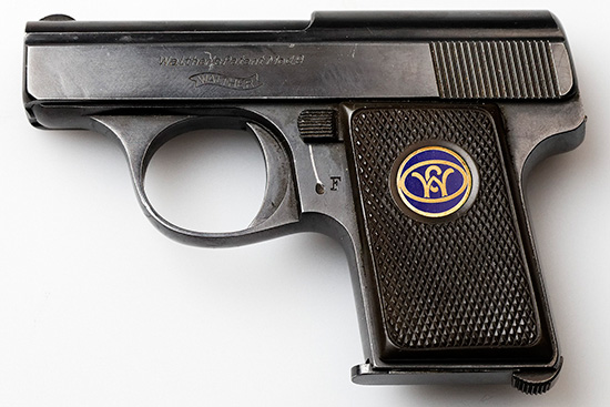 Walther model 9 First Variant