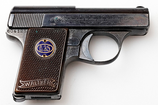 Walther model 9b