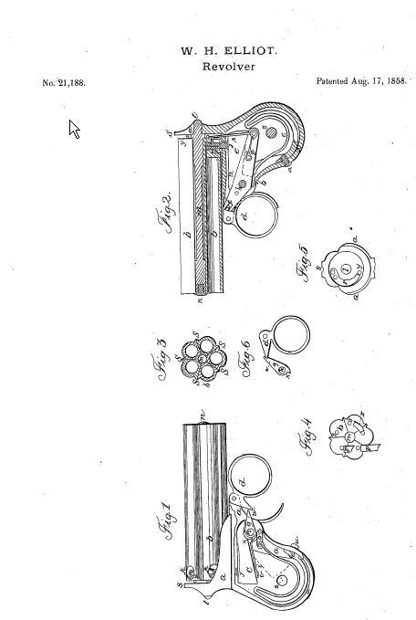 Remington Zig-Zag Derringer