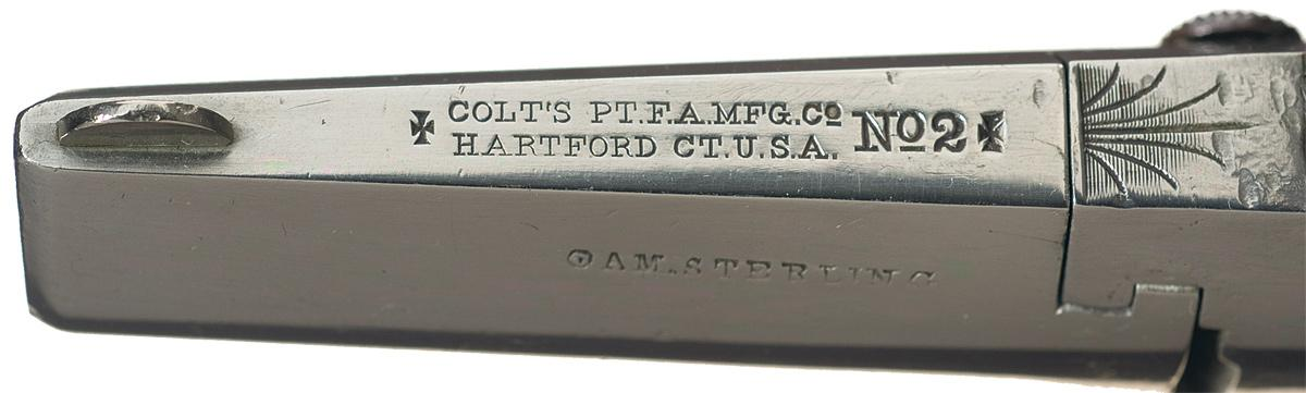 Colt№2 Single-Shot Derringer