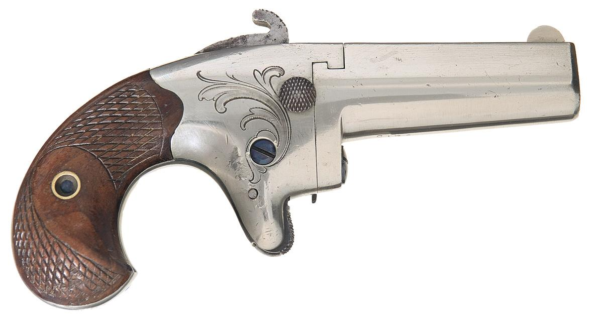 Colt №2 Single-Shot Derringer