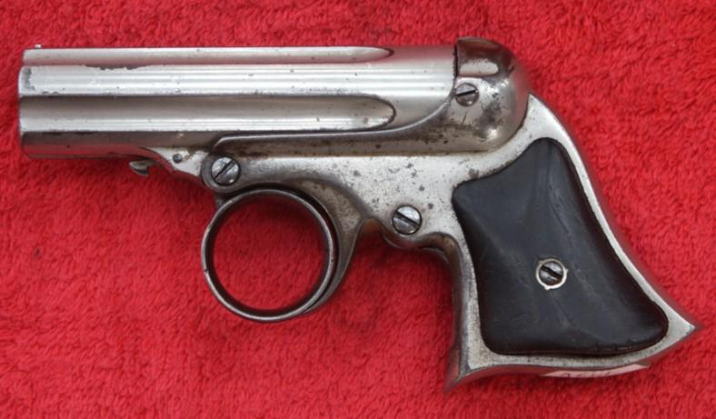 Remington-Elliot Derringer 22RF