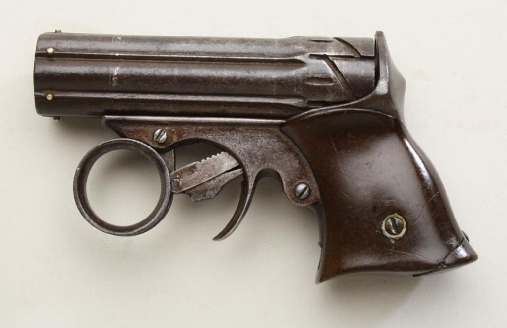 Remington Zig-Zag Derringer