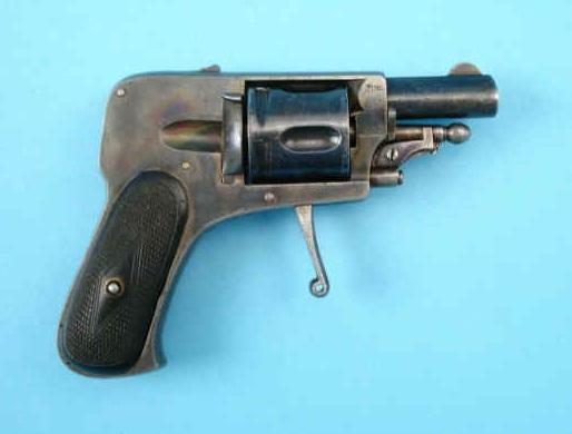 Бельгийский револьвер Велодог