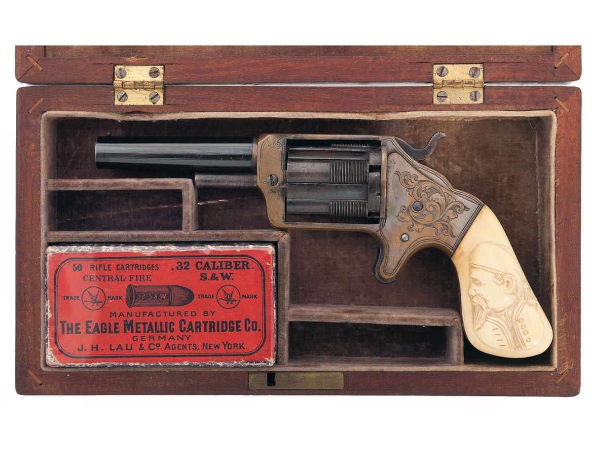 Slocum Side Loading Revolver