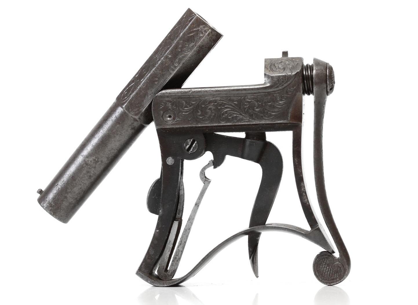 Пистолет Дельвик