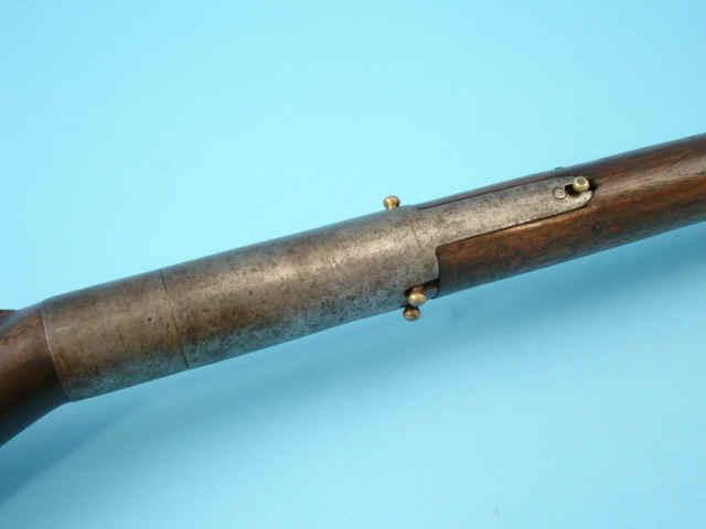 Flintlock Combination Pistol and Pole-Arm