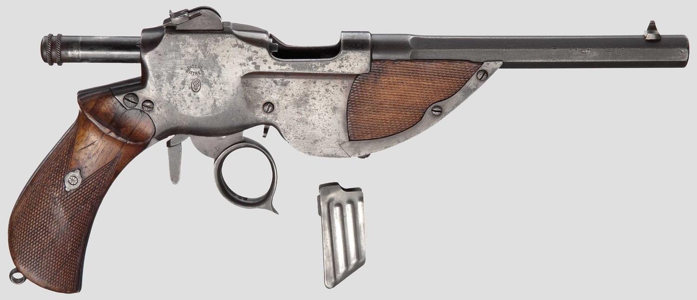 Пистолет Биттнера