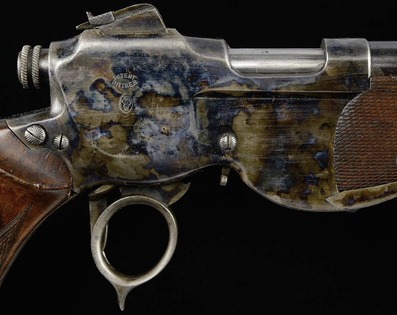 Bittner repeating pistol