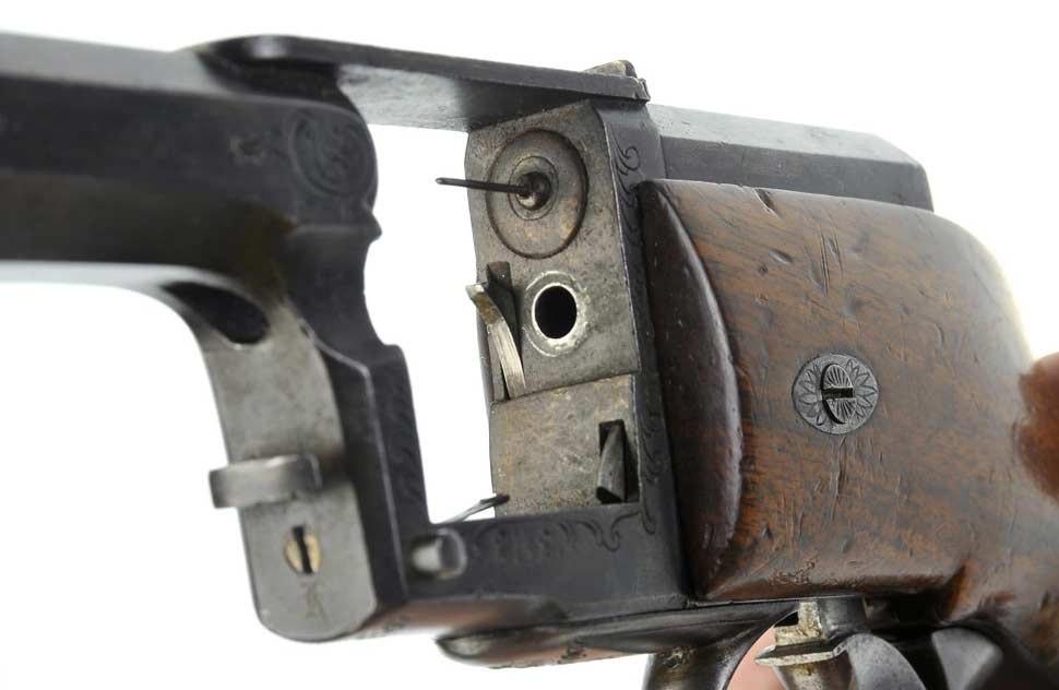 Игольчатый револьвер Дрейзе