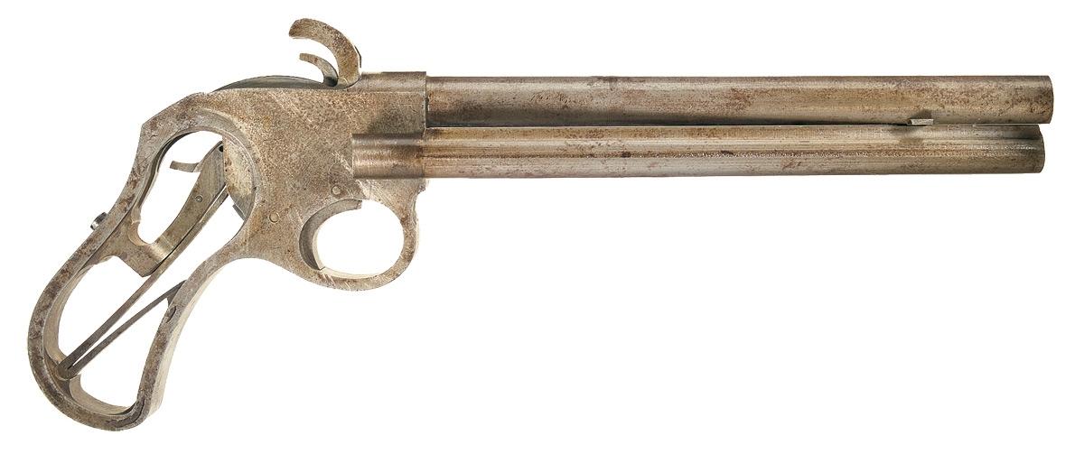 Remington Rider Prototype Military Magazine Pistol