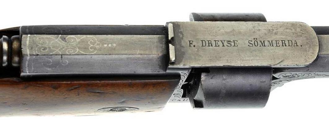 Игольчатый револьвер Франца фон Дрейзе