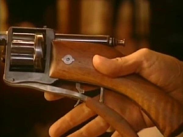 Franz Dreyse Needle fire revolver
