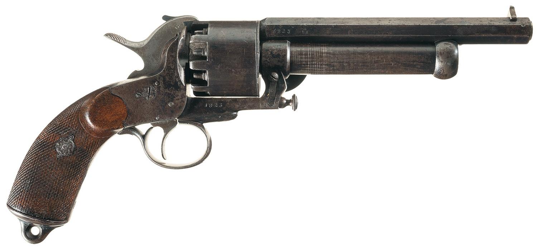 Revolver Le Mat