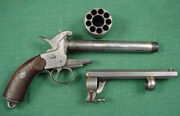Револьвер Ле Ма второй модели