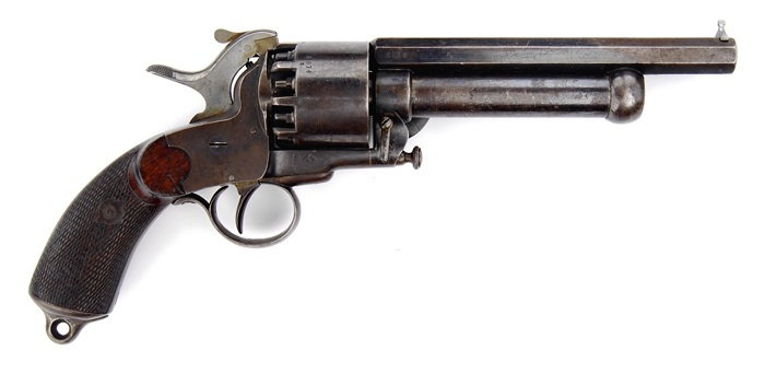 LeMat revolver London