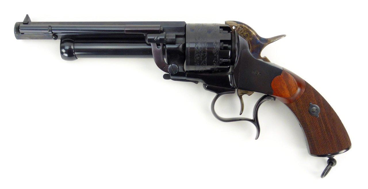 Реплика кавалерийской модели револьвера Ле Ма