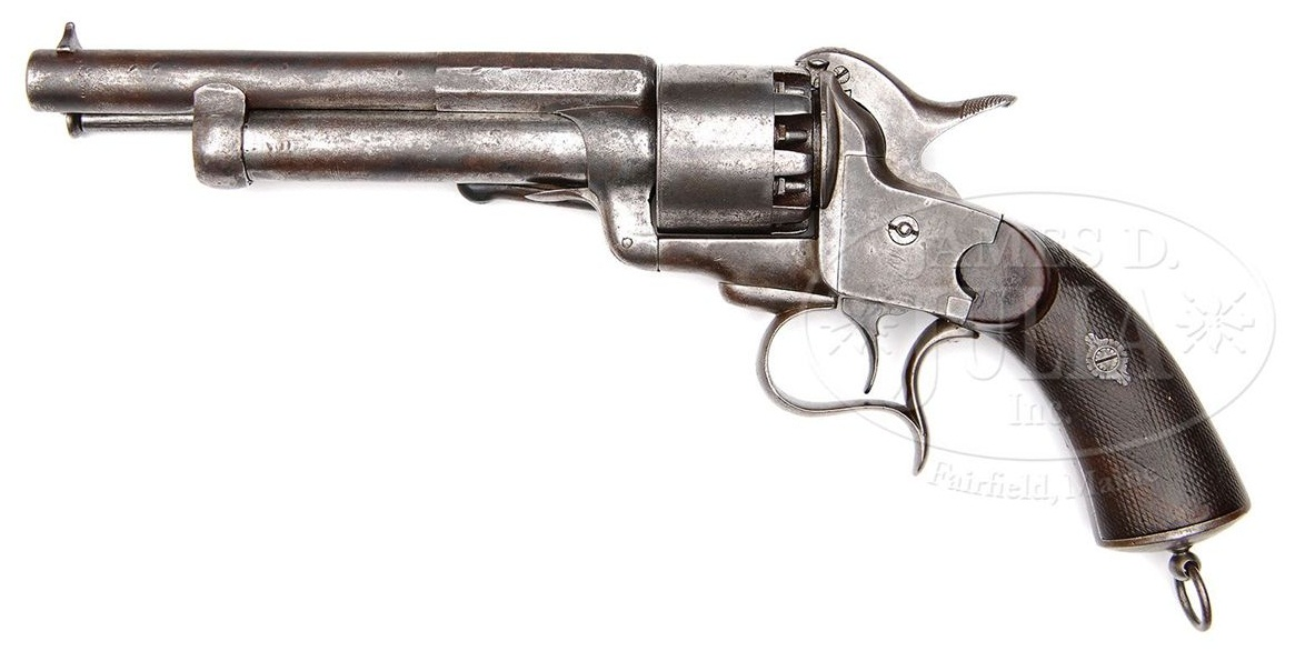 Le Mat revolver first model