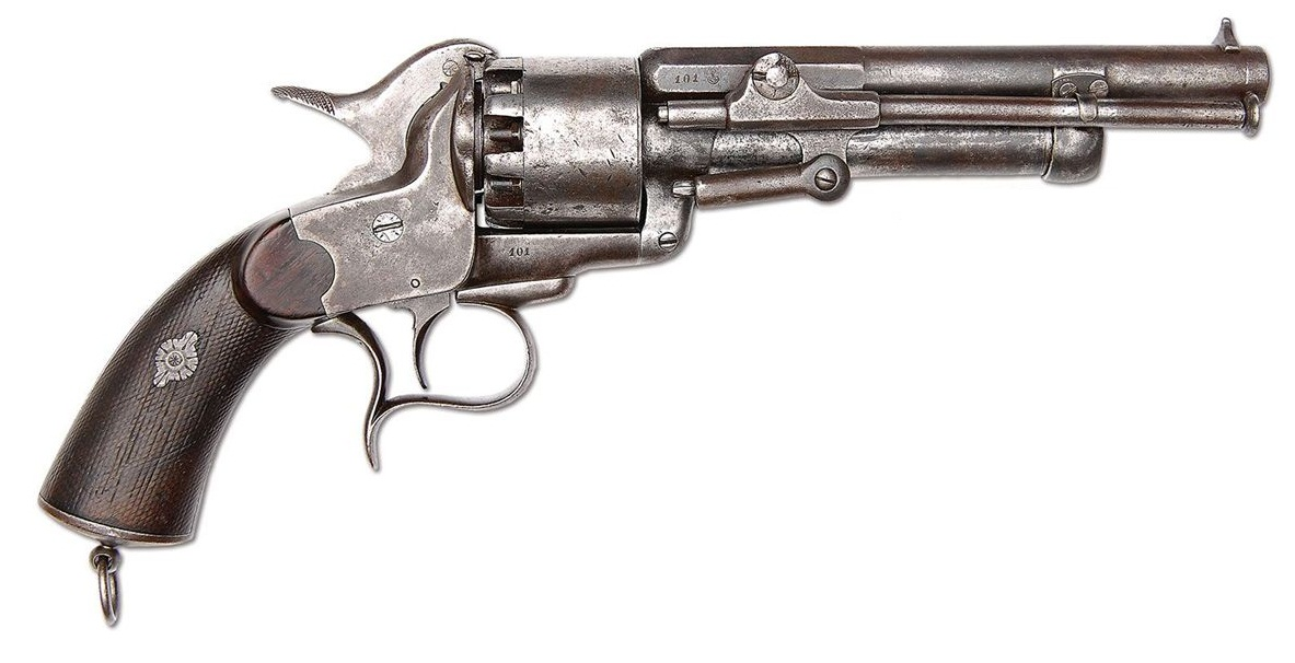 Револьвер Ле Ма первой модели