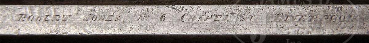 Robert Jones marked LeMat revolvers