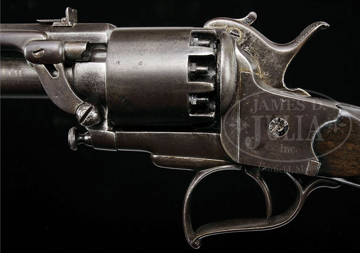 LeMat Revolving Carbine