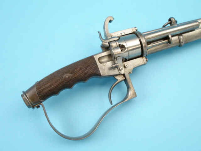 Cavalry Pinfire Revolver / Sword