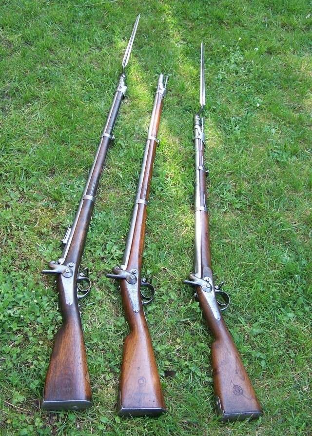 Model 1840 French percussion musket