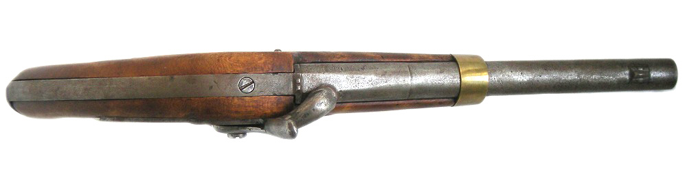 Капсюльный солдатский пистолет 1848 года