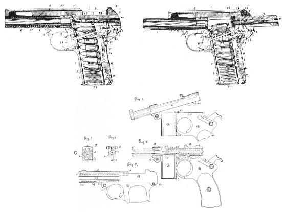 Дрейзе 1907 патент
