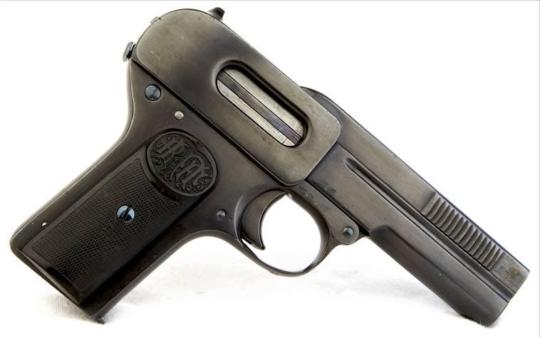 Пистолет Дрейзе образца 1907 года
