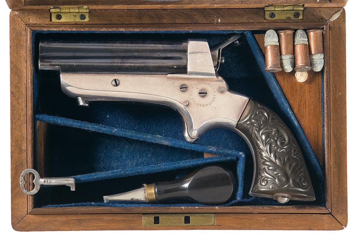 Sharps Pistols