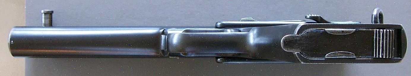 Dreyse 9mm Pistol