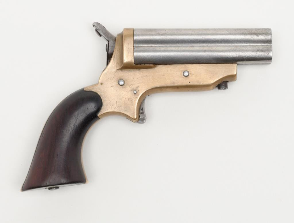 Пистолет Sharps