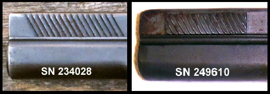 1907 Dreyse Pistol Second Variant