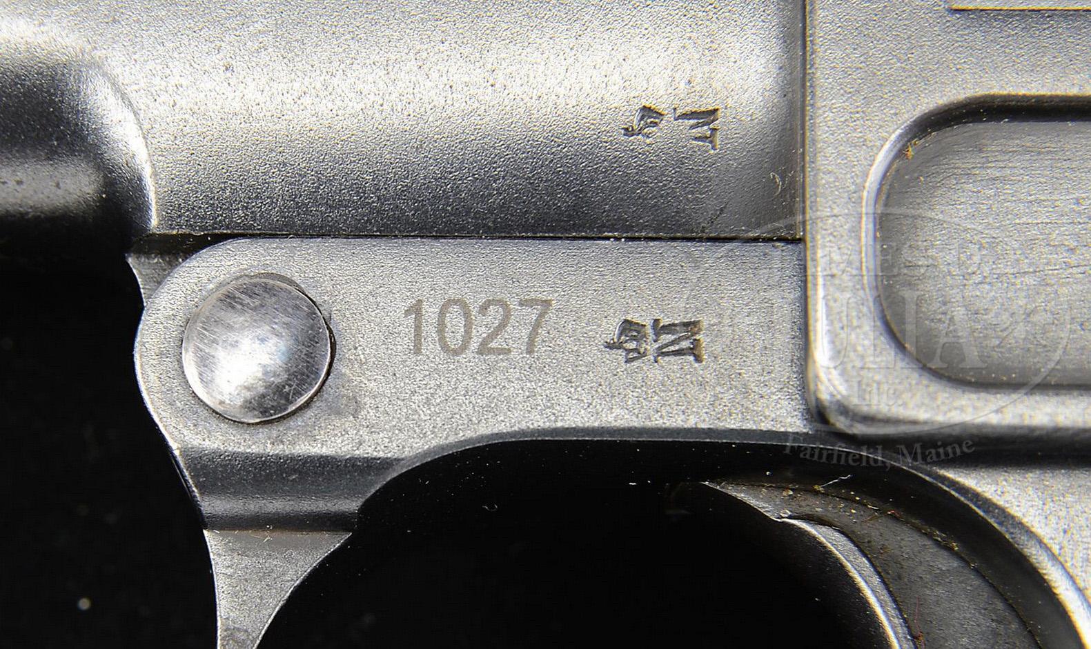 Dreyse 9mm pistol Model 1910