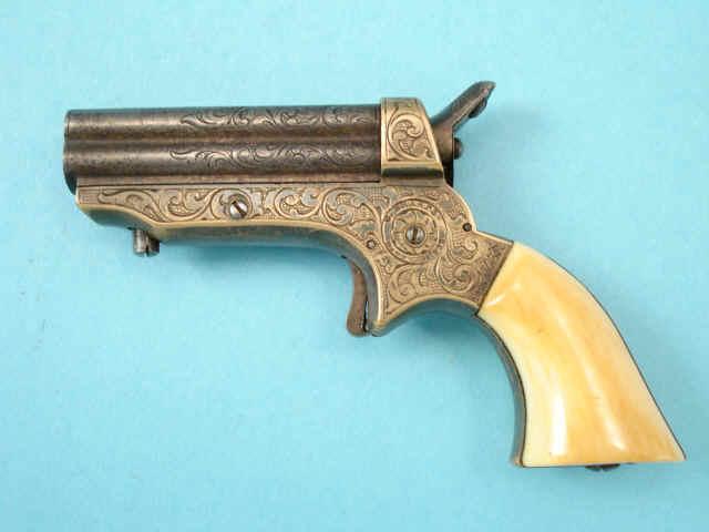 Пистолет Шарпc модель 1A