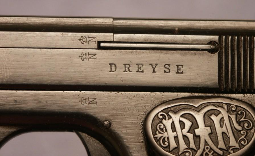 Dreyse 6.35mm Vest Pocket Pistol